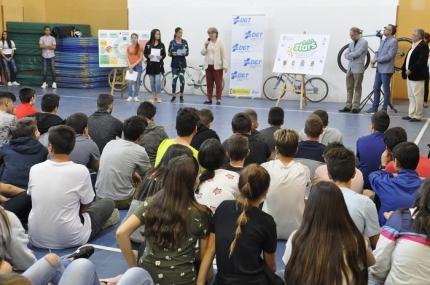 Inauguración del programa Stars en el IES Arcicel