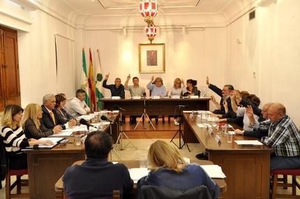 Los grupos mayoritarios, PP y PSOE, sacaron adelante el ROM.