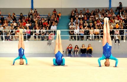 La gimnasia acrobática vuelve a ser una de las disciplinas con mayor demanda