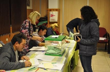Jornada electoral 2 diciembre