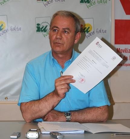 Julio Bernardo en una foto de archivo