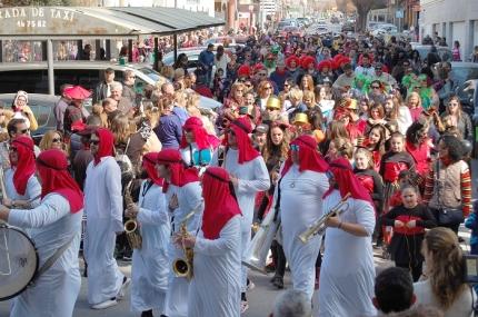 Carnaval de Albolote en febrero de 2018