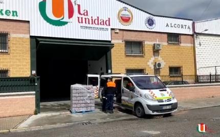 Comercial La Unidad tiene su sede en el Polígono Juncaril